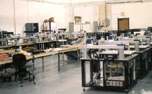 Cartesian Platform Production