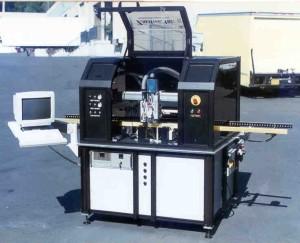 Flat Panel Dispensing System