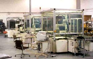 SCARA Production